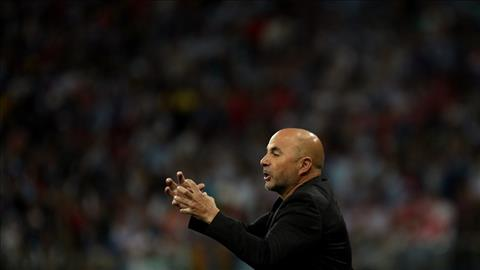 Jorge Sampaoli bảo vệ Messi sau trận thua thảm của Argentina hình ảnh