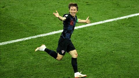 Luka Modric tiết lộ bí quyết đánh bại Argentina hình ảnh