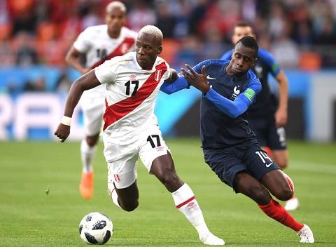Những điểm nhấn Pháp vs Peru 1-0 World Cup 2018 hình ảnh 4