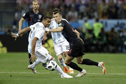 Argentina croatia