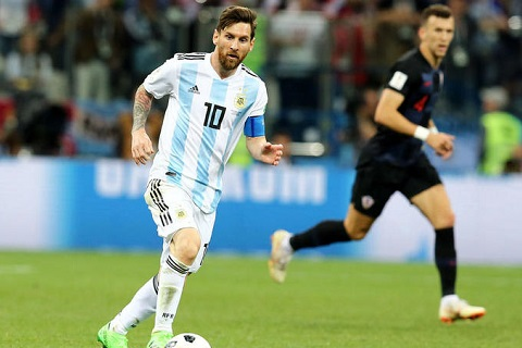 Perisic chia sẻ về Argentina và Messi