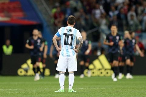Sampaoli nhận trách nhiệm sau trận thua Croatia hình ảnh