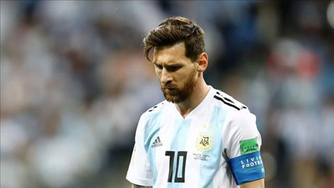 Zabaleta phát biểu về Messi và Argentina sau trận thua Croatia