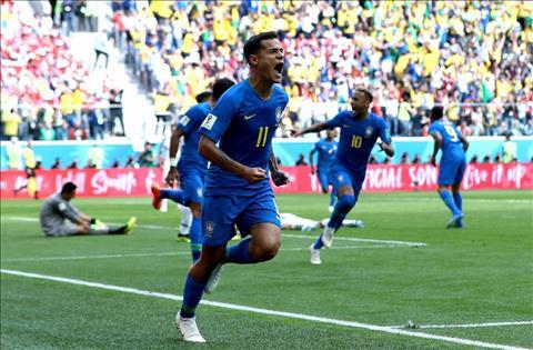 4 yếu tố quyết định trận đấu Brazil 2-0 Costa Rica hình ảnh 2