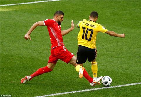 Dư âm Bỉ vs Tunisia Cơn mưa bàn thắng lớn nhất World Cup 2018 hình ảnh