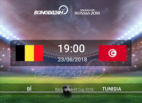 Preview Bi vs Tunisia