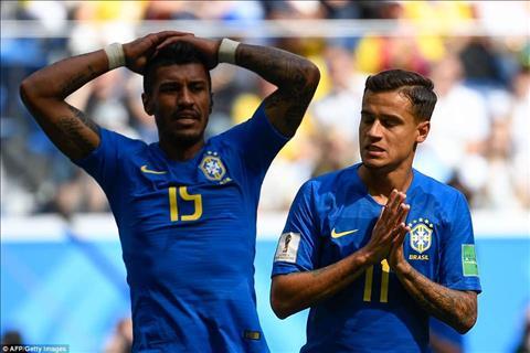 Brazil thắng trận World Cup đầu tiên Lễ trừ tà bắt đầu… hình ảnh 2