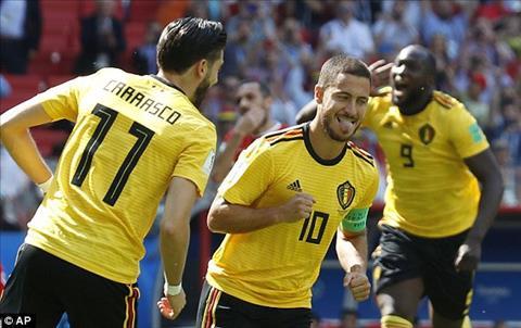 Kết quả Bỉ vs Tunisia trận đấu bảng G World Cup 2018 hình ảnh 5