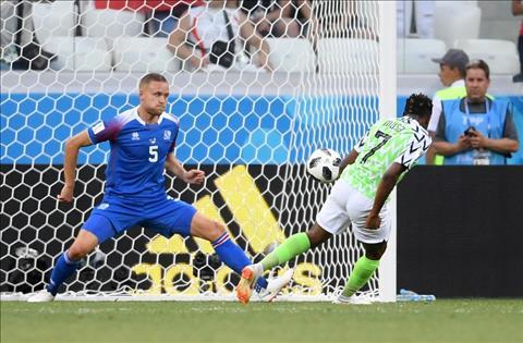 Musa lap cu dup cho Nigeria