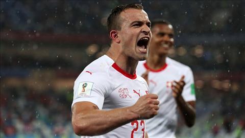 Shaqiri phat bieu ve tran Serbia vs Thuy Sy