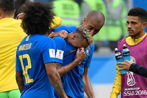 Neymar chia sẻ sau trận thắng Costa Rica