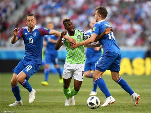Tình hình bảng D World Cup 2018 Argentina, Nigeria và Iceland hình ảnh