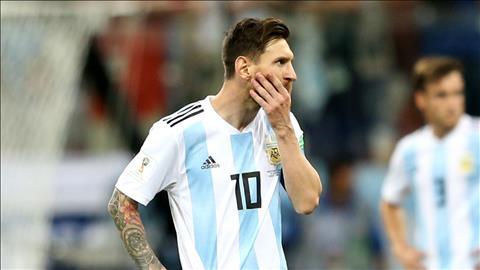 Lionel Messi chỉ chia tay ĐT Argentina với một điều kiện hình ảnh