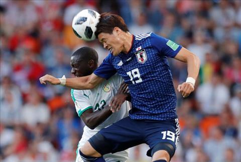 Nhat ban vs Senegal