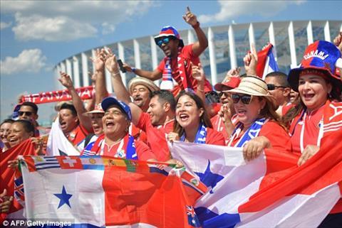 Day la lan dau tien quoc gia Trung My gianh quyen du World Cup.