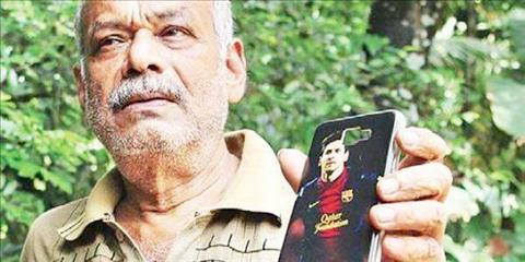 Fan Messi tự tử vì Argentina thua thảm hình ảnh