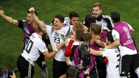 Marco Reus nói về trận Đức vs Thụy Điển hình ảnh