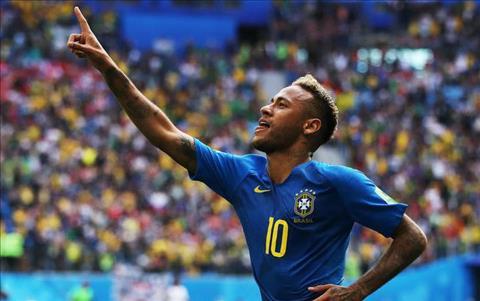 Neymar bị tố hỗn hào với trung vệ Thiago Silva ở trận Costa Rica hình ảnh