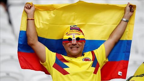 Chiec kinh dac biet cua mot CDV Colombia.