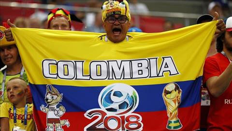 Them mot chiec ao dac biet cua CDV Colombia.