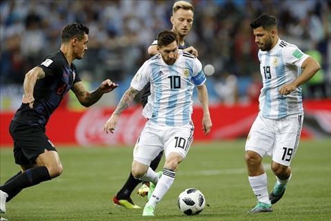 Bài dự thi Ấn tượng World Cup 2018 Argentina - Điệu Tango lạc  hình ảnh