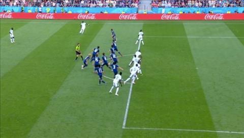 CĐV thích thú với màn Nhật bẫy việt vị nửa đội hình Senegal hình ảnh
