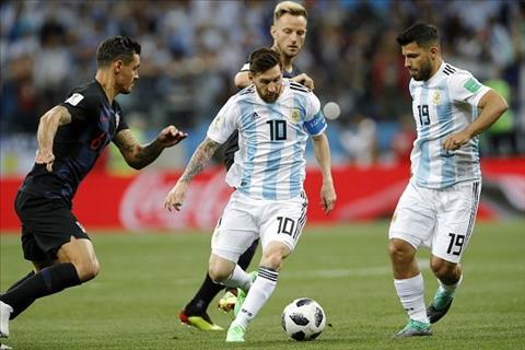 Bài dự thi WC 2018 Messi – May mắn của một thiên tài hình ảnh