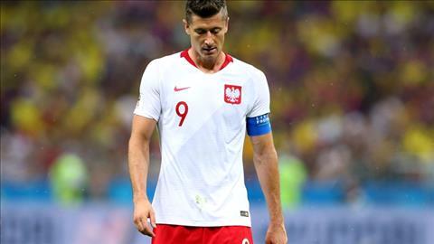 Đâu là nguyên nhân khiến ĐT Ba Lan thảm bại trước Colombia hình ảnh