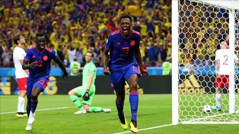 Điểm nhấn Ba Lan vs Colombia bảng H World Cup 2018 hình ảnh