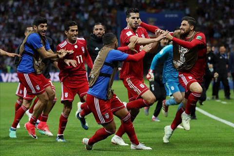 Cristiano Ronaldo bị khủng bố bằng tiếng ồn trước trận gặp Iran hình ảnh