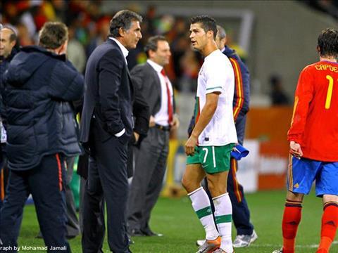 Bồ Đào Nha vs Iran Chương mới cho cuộc chiến thầy trò Queiroz – Ronaldo hình ảnh 2