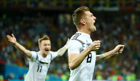 Điểm tin bóng đá tối 296 MU muốn chiêu mộ sao tuyển Đức hình ảnh