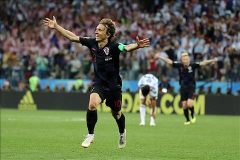 Tương lai Luka Modric đã được quyết định hình ảnh