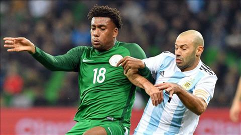 Kanu Nigeria sẽ tạo địa chấn trước Argentina hình ảnh
