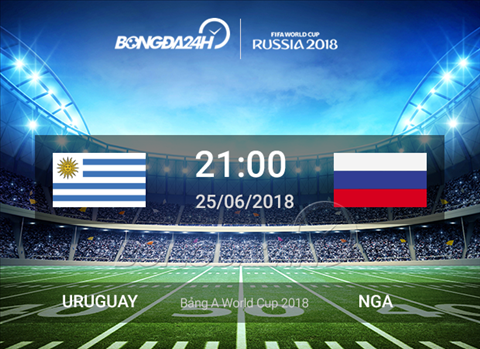Preview Uruguay vs Nga