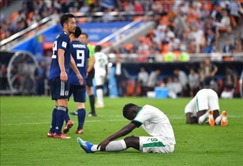 Senegal tu dat minh vao the kho khi de Nhat Ban cam hoa 2-2