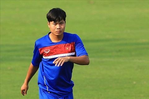 U19 Việt Nam mất tiền vệ Trương Tiến Anh  trước thềm giải U19 ĐNÁ hình ảnh