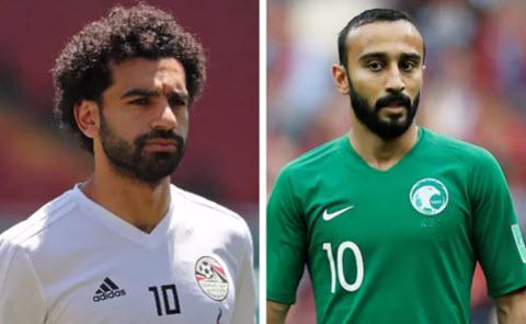 Xem trực tiếp Saudi Arabia vs Ai Cập bảng A World Cup 2018 hình ảnh
