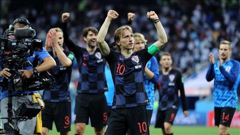 Croatia thẳng tiến ở World Cup 2018 Hai thập kỷ đợi chờ một thế hệ vàng hình ảnh 4