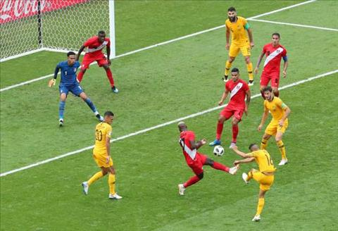 Điểm nhấn Australia vs Peru bảng C World Cup 2018 hình ảnh