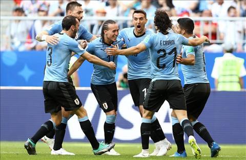 Uruguay thang NGa 3-0