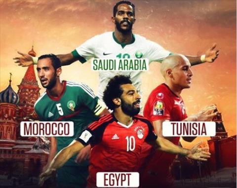 Vì sao Thế giới Ả-rập gây thất vọng tại World Cup 2018 hình ảnh