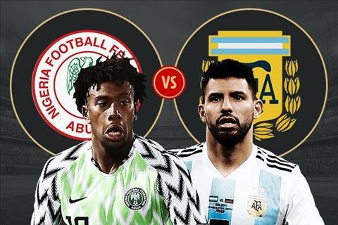 Argentina vs Nigeria 3 lý do để tin Argentina vượt qua Nigeria hình ảnh