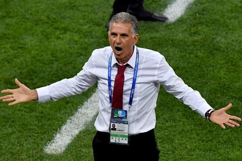 HLV ĐT Iran bị chỉ trích vì đặt mục tiêu khiêm tốn ở Asian Cup hình ảnh