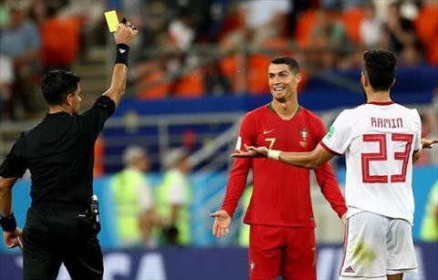 HLV Carlos Queiroz doi phat the do Ronaldo