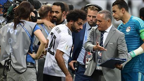Salah xin lỗi CĐV Ai Cập sau chiến dịch World Cup thảm họa hình ảnh