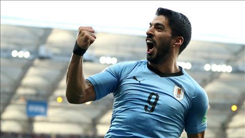 Suarez nổ tưng bừng sau khi Uruguay đánh bại Nga hình ảnh