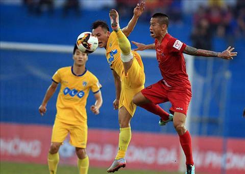 Nhận định Thanh Hóa vs Hải Phòng 17h00 ngày 266 (V-League 2018) hình ảnh