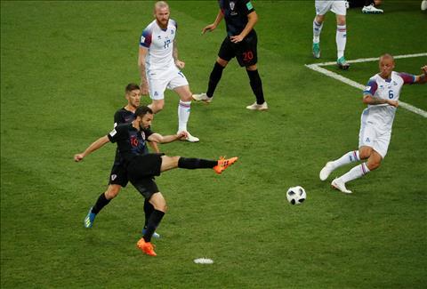 Croatia dan Iceland 1-0
