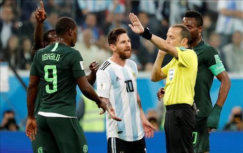 Argentina 2-1 Nigeria Vui thế là đủ rồi  hình ảnh